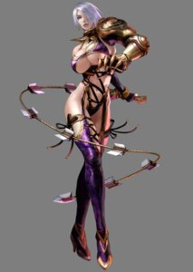 Rating: Safe Score: 69 Tags: armor bandai_namco bikini_armor cleavage heels ivy_valentine kawano_takuji leotard soul_calibur soul_calibur_iv stockings sword thighhighs transparent_png underboob weapon User: Radioactive