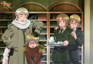 Rating: Safe Score: 7 Tags: crease estonia hetalia_axis_powers latvia lithuania male russia scanning_artifacts User: lunalunasan