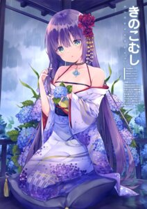 Rating: Safe Score: 41 Tags: kimono kinokomushi User: drop