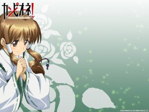 Rating: Safe Score: 16 Tags: campione! mariya_yuri miko wallpaper User: Devard