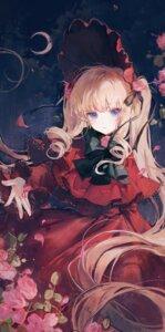 Rating: Safe Score: 33 Tags: dress gothic_lolita lolita_fashion maccha_(mochancc) rozen_maiden shinku User: Mr_GT