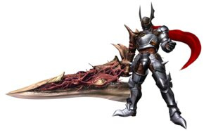 Rating: Safe Score: 3 Tags: armor male nightmare soul_calibur sword User: Yokaiou