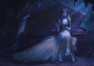 Rating: Safe Score: 13 Tags: corpse_bride dress emily_(corpse_bride) tagme wedding_dress User: charunetra