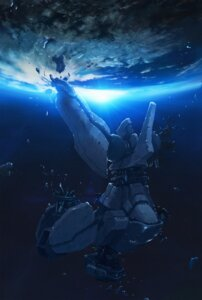 Rating: Safe Score: 20 Tags: landscape mecha totuka User: mash