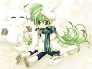 Rating: Safe Score: 7 Tags: macne_nana shuu_kazuki vocaloid wallpaper User: charunetra