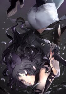 Rating: Safe Score: 57 Tags: blake_belladonna cici pantyhose rwby sword User: roman17