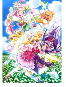 Rating: Questionable Score: 4 Tags: heels mahou_girls_precure! pretty_cure tagme User: drop
