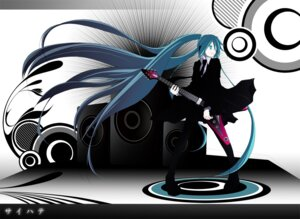 Rating: Safe Score: 20 Tags: guitar hatsune_miku mihuni saihate_(vocaloid) vocaloid User: Amperrior