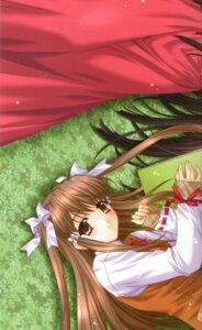 Rating: Safe Score: 5 Tags: kimizuka_aoi lost_passage yamabuki_sayuki User: Davison