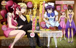 Rating: Questionable Score: 34 Tags: angelise_ikaruga_misurugi chris_(cross_ange) cleavage cross_ange crossdress dress heels hilda_(cross_ange) kamei_osamu maid oginome_momoka pantyhose tusk_(cross_ange) User: drop