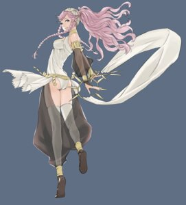 Rating: Safe Score: 35 Tags: fire_emblem fire_emblem_kakusei kozaki_yuusuke nintendo olivia_(fire_emblem) see_through thighhighs User: Radioactive