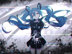 Rating: Safe Score: 38 Tags: hatsune_miku official_watermark reluvy vocaloid User: Nepcoheart