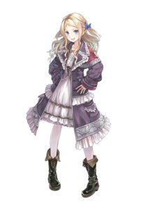 Rating: Safe Score: 48 Tags: atelier atelier_rorona cordelia_von_feuerbach dress kishida_mel pantyhose User: Cyrqa
