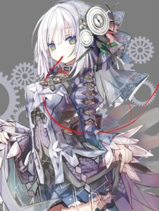 Rating: Safe Score: 92 Tags: clockwork_planet ryuzu shino_(eefy) User: Anonymous