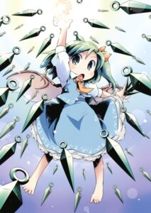 Rating: Safe Score: 6 Tags: daiyousei ham touhou User: Share