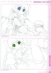 Rating: Explicit Score: 4 Tags: clochette line_art masturbation nonomura_nino oshiki_hitoshi seifuku sketch suzunone_seven takatori_yuzuri User: admin2