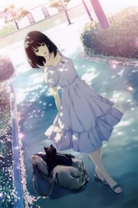 Rating: Safe Score: 36 Tags: caucasus dress heels nanatsuki_venio neko sugina_miki User: Hatsukoi