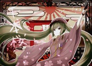 Rating: Safe Score: 23 Tags: hatsune_miku hews senbon-zakura_(vocaloid) vocaloid User: nanyow5