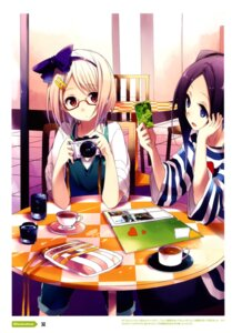 Rating: Safe Score: 24 Tags: color_issue megane sou User: fireattack