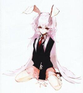 Rating: Safe Score: 49 Tags: animal_ears banpai_akira bunny_ears reisen_udongein_inaba touhou User: Radioactive