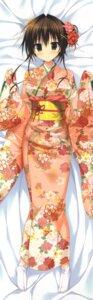 Rating: Safe Score: 126 Tags: dakimakura imouto_no_seiiki kimono nase_yukana ryohka User: DDD