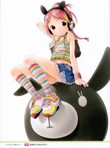 Rating: Questionable Score: 24 Tags: barasui headphones loli pantsu User: petopeto