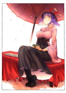 Rating: Safe Score: 13 Tags: bakuya nagae_iku touhou User: Mr_GT