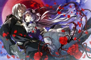 Rating: Safe Score: 25 Tags: claudia_jerusalem dies_irae dress g_yuusuke jpeg_artifacts light wilhelm_ehrenburg User: Sobzob