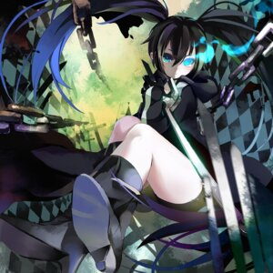 Rating: Safe Score: 36 Tags: black_rock_shooter black_rock_shooter_(character) sheska_xue vocaloid User: fairyren