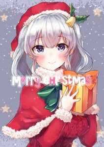Rating: Safe Score: 24 Tags: christmas kantai_collection kashima_(kancolle) mochiko_(mocchikkoo) sweater User: Mr_GT