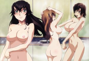 Rating: Explicit Score: 51 Tags: ass bathing fudesaka_akinori kizaki_emi kujou_miu kurogane_no_linebarrels naked nipples ogawa_yui photoshop pussy uncensored wet User: lolooyurugu