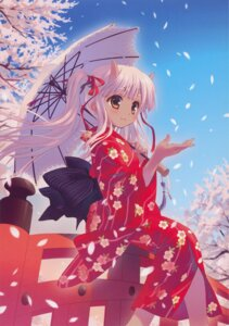 Rating: Safe Score: 46 Tags: horns santa_matsuri yukata User: fireattack