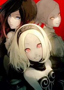 Rating: Safe Score: 35 Tags: gravity_daze kat_(gravity_daze) raven_(gravity_daze) tagme User: Radioactive