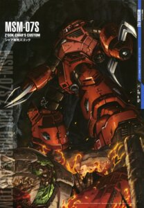 Rating: Safe Score: 9 Tags: gundam mecha mobile_suit_gundam teraoka_iwao User: Aurelia