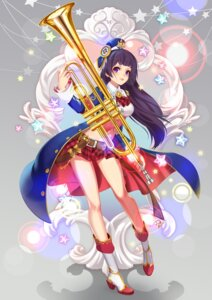 Rating: Safe Score: 28 Tags: cosplay heels hibike!_euphonium kousaka_reina kuromomo witch User: hamasen205
