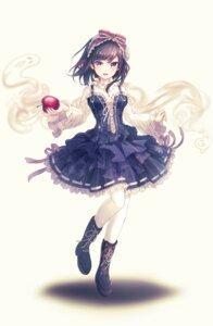Rating: Safe Score: 29 Tags: catbell dress gothic_lolita heels lolita_fashion snow_white User: Dreista
