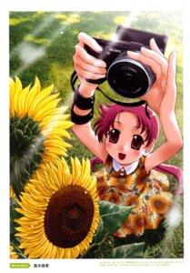 Rating: Safe Score: 4 Tags: color_issue dress summer_dress takagi_nobuyuki User: fireattack