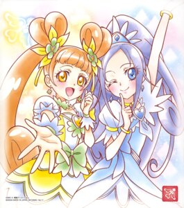 Rating: Safe Score: 6 Tags: dokidoki!_precure pretty_cure tagme User: drop