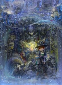 Rating: Safe Score: 16 Tags: made_in_abyss mecha tagme tsukushi_akihito weapon User: eridani