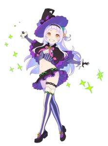 Rating: Safe Score: 20 Tags: enkyo_yuuichirou garter heels hololive murasaki_shion pantsu skirt_lift thighhighs witch User: yanis