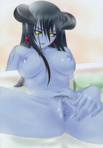 Rating: Explicit Score: 100 Tags: astaroth bathing horns naked nipples photoshop pubic_hair pussy shinrabansho tony_taka uncensored User: Azerty