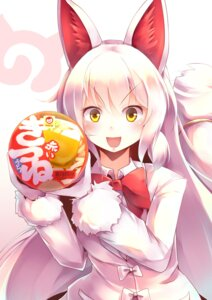Rating: Safe Score: 16 Tags: animal_ears kanzakietc kemono_friends oinari-sama_(kemono_friends) tail User: Mr_GT