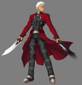 Rating: Safe Score: 9 Tags: archer fate/stay_night fate/unlimited_codes male sword transparent_png type-moon weapon User: Yokaiou