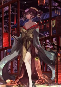 Rating: Safe Score: 58 Tags: cleavage kasane_teto kimono saberiii utau yoshiwara_lament_(vocaloid) User: charunetra