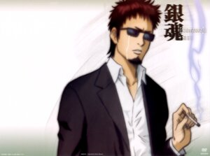 Rating: Safe Score: 7 Tags: disc_cover gintama hasegawa_taizou male User: Davison