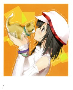 Rating: Safe Score: 26 Tags: 5_nenme_no_houkago kantoku neko User: Kalafina