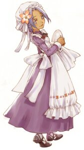 Rating: Safe Score: 3 Tags: harvest_moon iwasaki_minako maid rune_factory tabatha User: Radioactive
