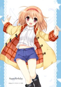 Rating: Safe Score: 40 Tags: kanon tsukimiya_ayu watsuki_ayamo wings User: fairyren