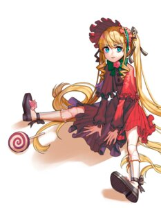 Rating: Safe Score: 10 Tags: dress hyoin rozen_maiden shinku User: charunetra