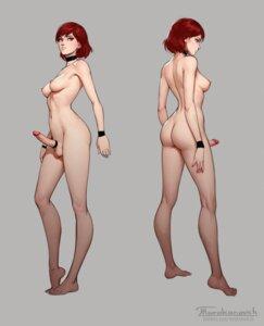 Rating: Explicit Score: 20 Tags: ass futanari naked nipples penis tarakanovich uncensored User: BaldurAnthology